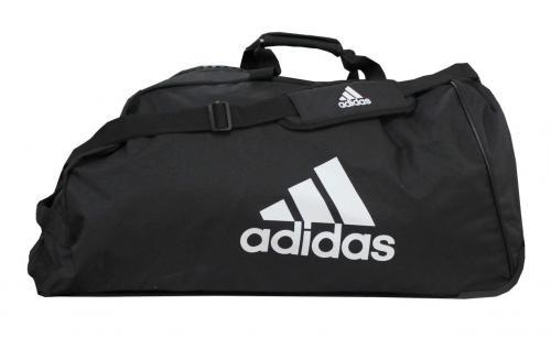 adidas Trolley Big Zip schwarz/weiss
