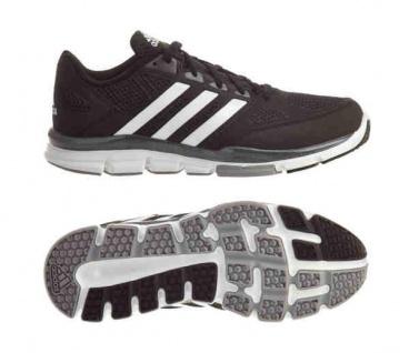 adidas Schuhe Speed Trainer schwarz/weiss (Größe: 48 2/3)