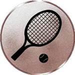 Emblem Tennis/neutral, 50mm Durchmesser