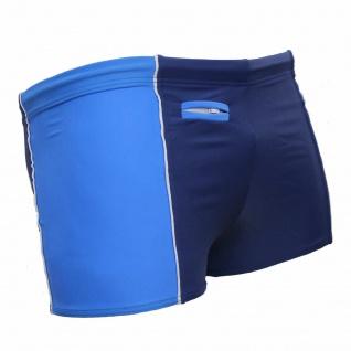 Badehose - Schwimmhose Carlo blau