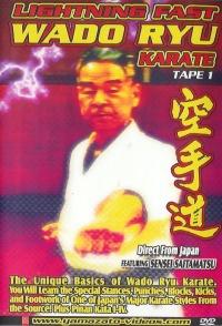 Lighting Fast Wado Ryu Karate Vol.1