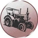Emblem Lanz-Bulldog, 50mm Durchmesser