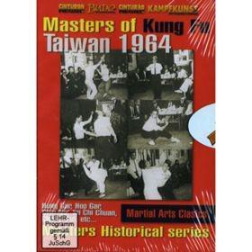 Dvd Di Rising Sun: Masters Of Kung Fu (489) - Vorschau