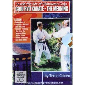 Dvd Di Chinen:kata Bunkai Oyo-part 1 (473) - Vorschau