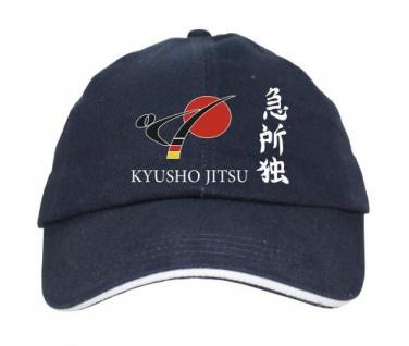 Kontrastcap mit DKV Kyusho Logo