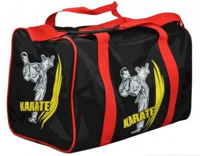 Sporttasche mit Karatedruck