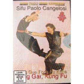 Dvd Di Cangelosi: Hung Gar Kung Fu (490) - Vorschau
