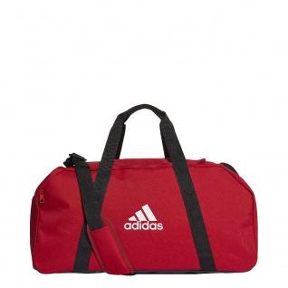 adidas Sporttasche Tiro rot/schwarz/weiß