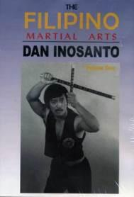 DVD: DAN INOSANTO - THE FILIPINO MARTIAL ARTS VOL. 1 (440)