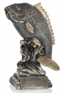 Trophäe Fisch, ca. 24 cm
