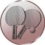 Emblem Tischtennis, 50mm Durchmesser
