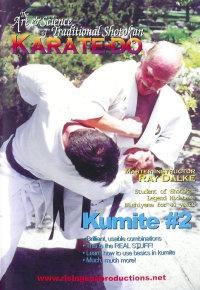 The Art & Science of Traditional Shotokan Karate-Do Kumite Vol.2