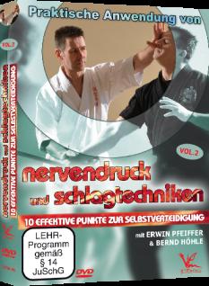 Praktische Anwendung von Nervendruck- und Schlagtechniken Vol.2