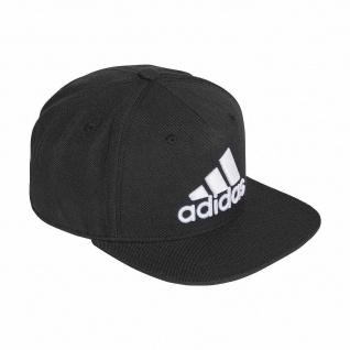 adidas Cap Snapback schwarz 3D Stick