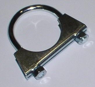 Bügelschelle/Rohrschelle 60 mm - Vorschau
