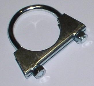 Bügelschelle/Rohrschelle 65 mm - Vorschau