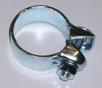 Bügelschelle/Rohrschelle 38, 5 mm - Vorschau