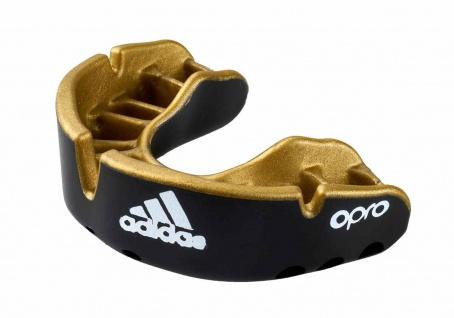 adidas Zahnschutz Opro Gold senior schwarz