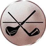 Emblem Golf, 50mm Durchmesser