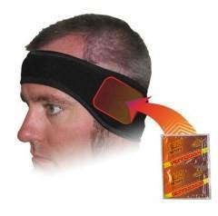 Stirnband mit Wärmepulver - Vorschau