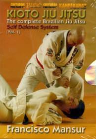 DVD: MANSUR - KIOTO JIU JITSU SELF DEFENSE (292)
