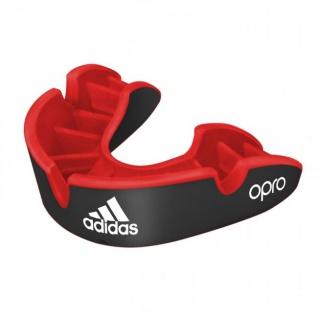 adidas Zahnschutz Opro Silver senior schwarz