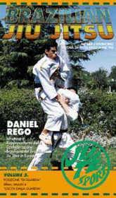 DVD: REGO - BRAZILIAN JIU JITSU VOL. 3 (290) - Vorschau