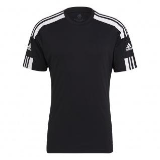 adidas T-Shirt Squadra 21 schwarz/weiß