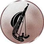 Emblem Segeln, 50mm Durchmesser