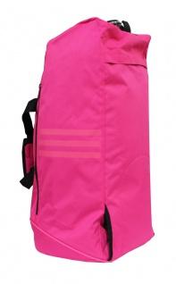 adidas Sporttasche - Sportrucksack pink/silber - Vorschau 4