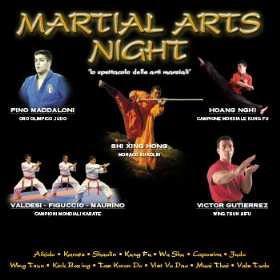 DVD: BUDO - MARTIAL ARTS NIGHT (227) - Vorschau