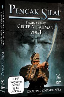 Pencak Silat Seminar mit Cecep A. Rahman Vol.1