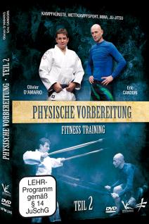 Physische Vorbereitung Fitness Training für Kampfsportler Vol.2