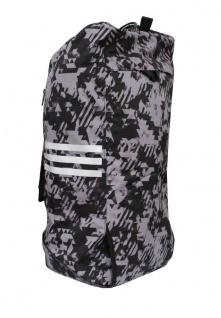 adidas Sporttasche - Sportrucksack Camouflage schwarz/silber - Vorschau 4