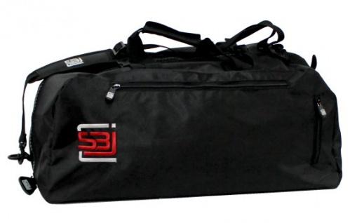 Sporttasche - Sportrucksack schwarz