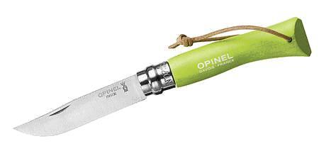 Opinel Messer Nr. 7 grün - Vorschau