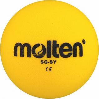 Softball gelb 21 cm