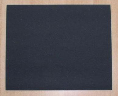 1 Bogen Wasserschleifpapier Körnung 1000