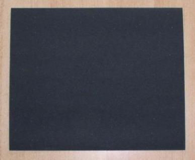 1 Bogen Wasserschleifpapier Körnung 500 - Vorschau