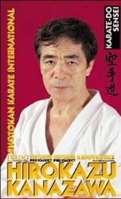DVD: KANAZAWA - SHOTOKAN KARATE INTERNATIONAL (2) - Vorschau