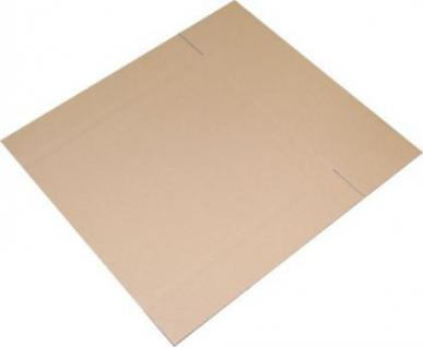 10 Stück Versandkarton ca. 470 x 170 x 400 mm, 1wellig - Vorschau 2