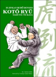 Koto Ryû ? Taijutsu no Kata englische Ausgabe