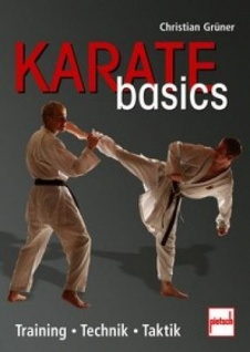 Buch KARATE basics; Training - Technik - Taktik
