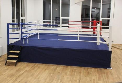 Boxring Hochring Podestring, außen ca. 6, 50 x 6, 50 m