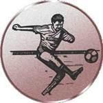 Emblem Fußball/Herren, 50mm Durchmesser - Vorschau 1