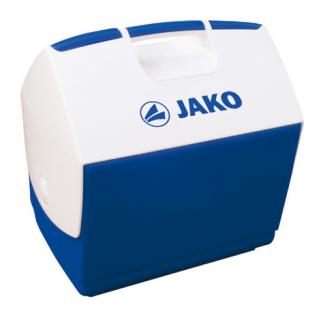 Jako Kühlbox marine/weiß 8 Liter