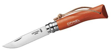Opinel Messer Nr. 7 orange - Vorschau