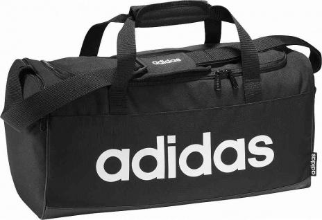 adidas Sporttasche schwarz, Gr. S