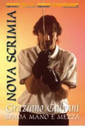 DVD: GALVANI - SPADA MANO E MEZZA (184)