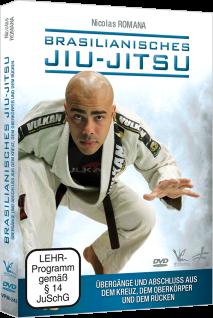 Brasilianisches Jiu-Jitsu Vol.2 Nicolas Romana